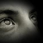 lágrimas, olhos