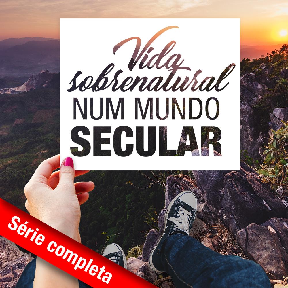 vida sobrenatural num mundo secular, penhasco, pôr do sol, natureza