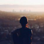 consciência, meditação, oração, paisagem